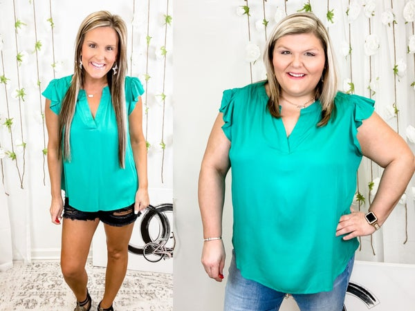 Never Complicated Top