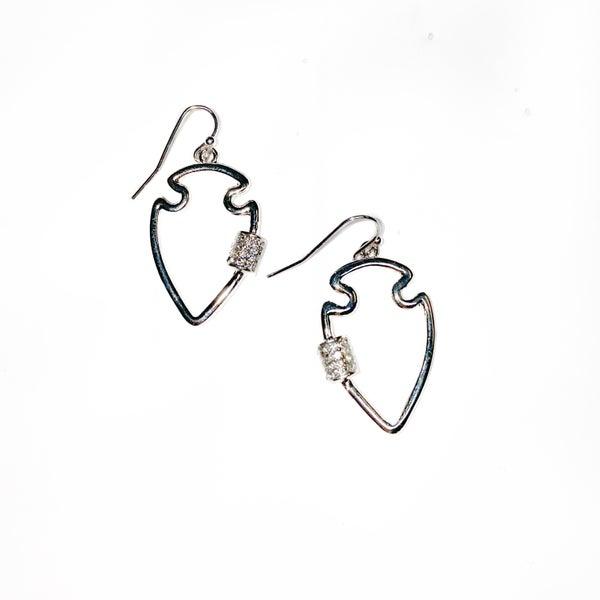 The Aspen Earrings Silver