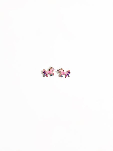 Unicorn Dreams Stud Earrings