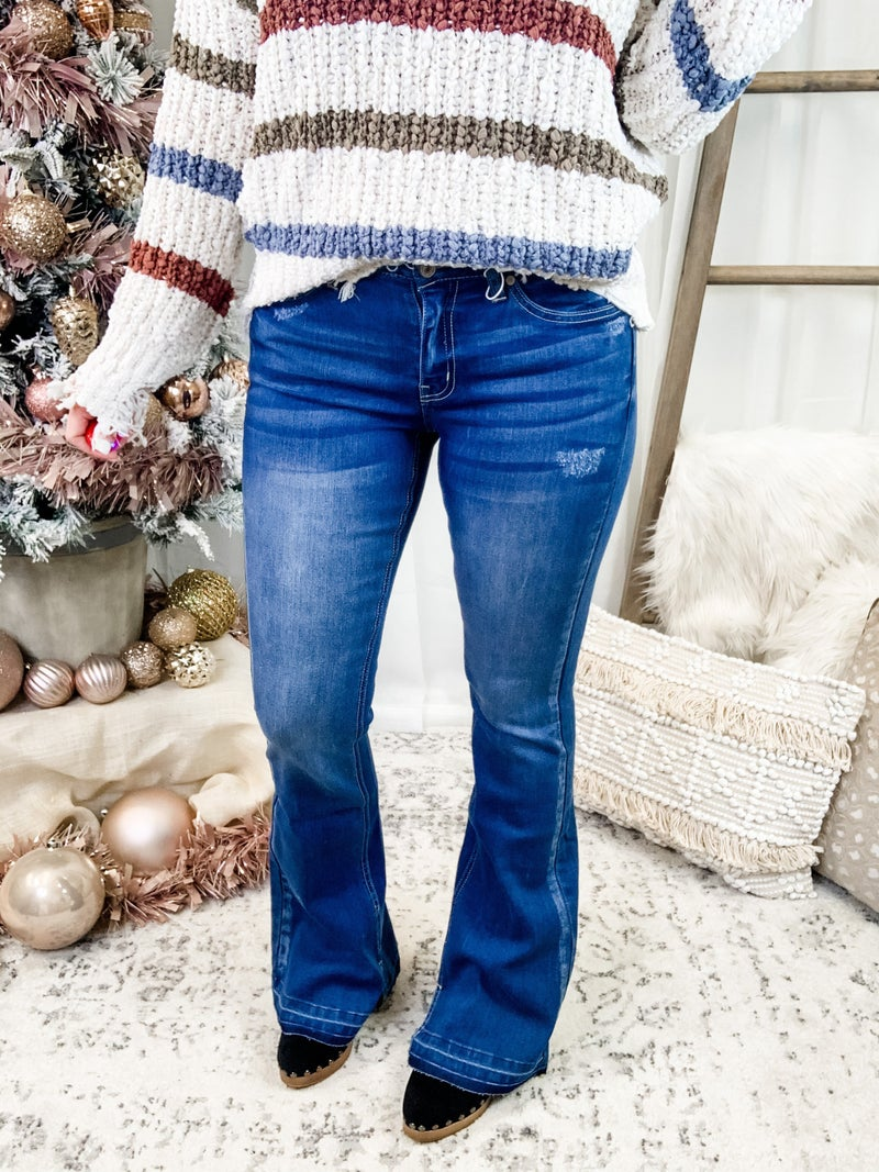 The Emma Flare Jeans