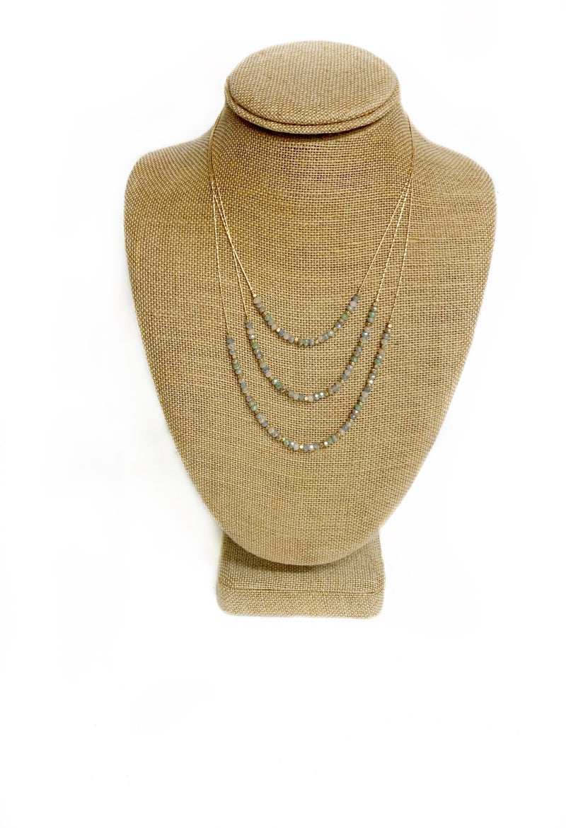 The Aaliyah Necklace