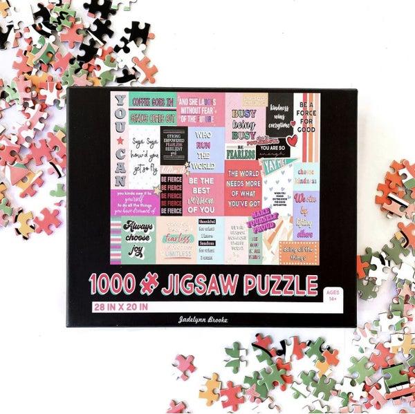 Jadelynn Brooke Puzzle