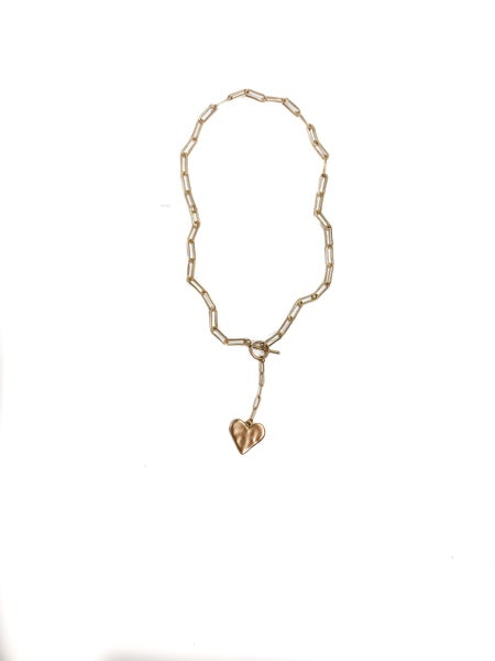Just About Love Necklace