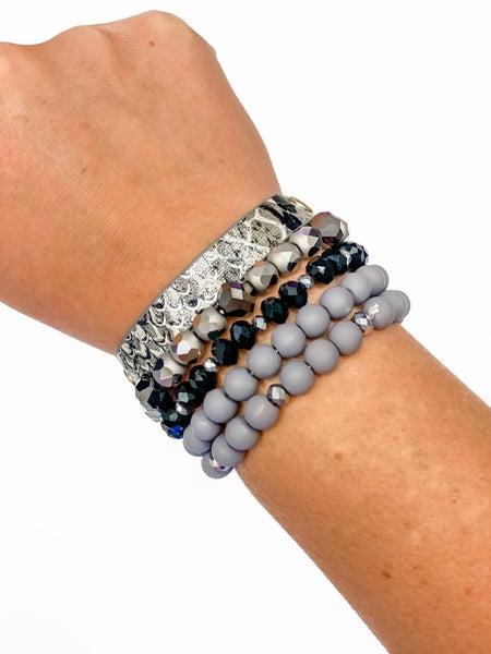 The Amelia Bracelet Stack