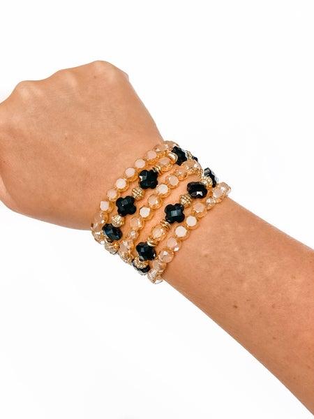 The Whitney Bracelet Stack
