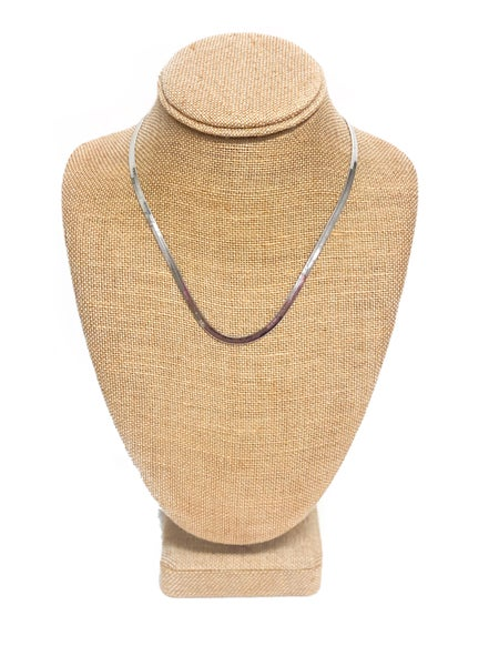 The Jessica Necklace Silver