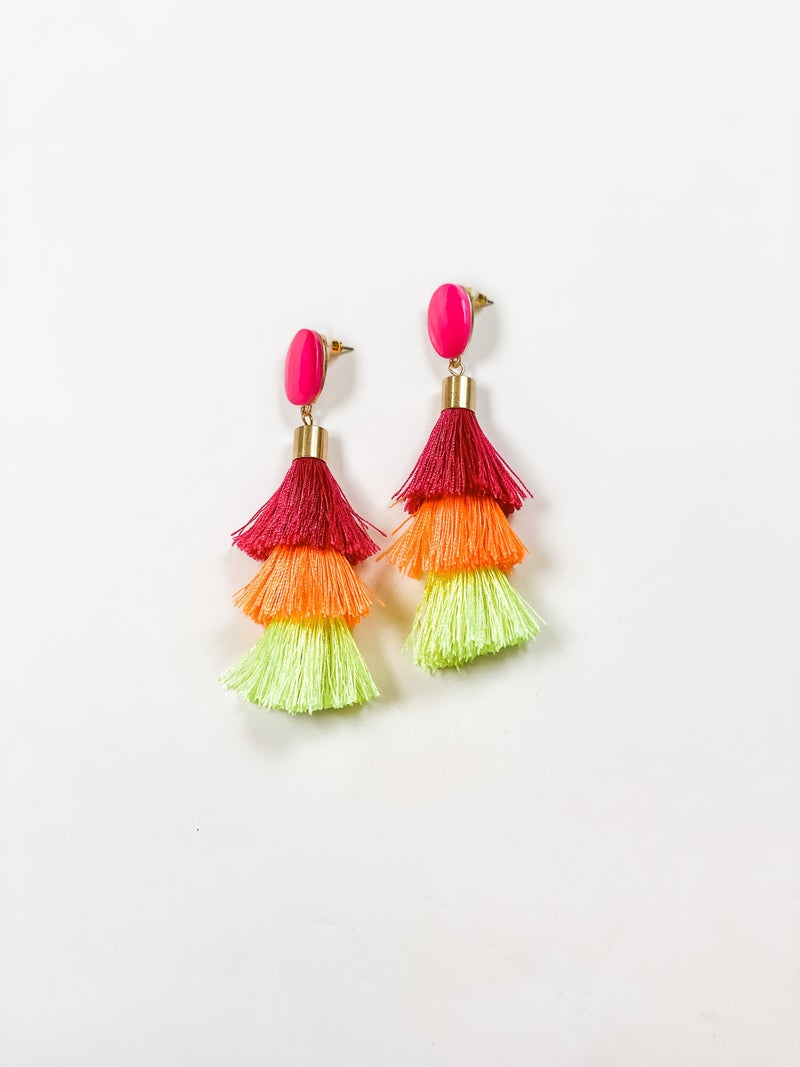 The Lilly Earrings