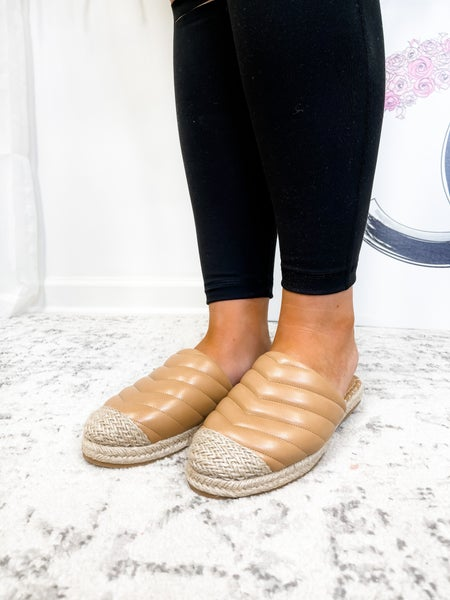 The Abby Sandals Natural