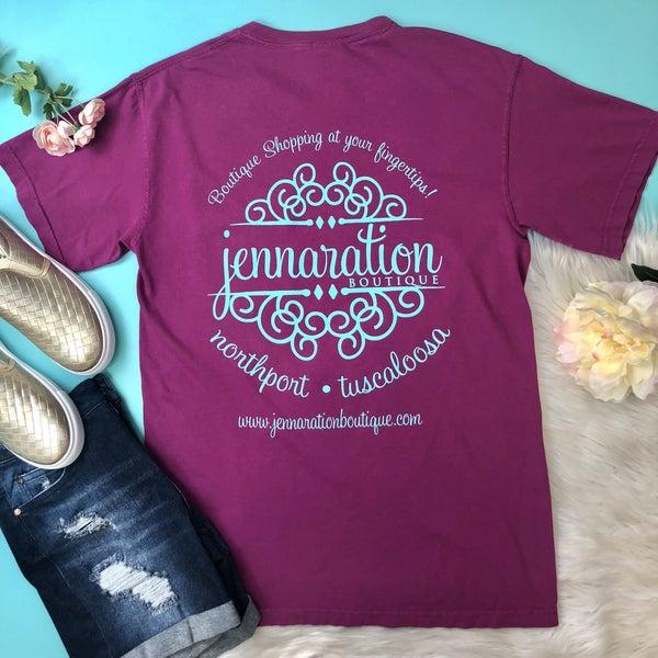 Jennaration T-shirt