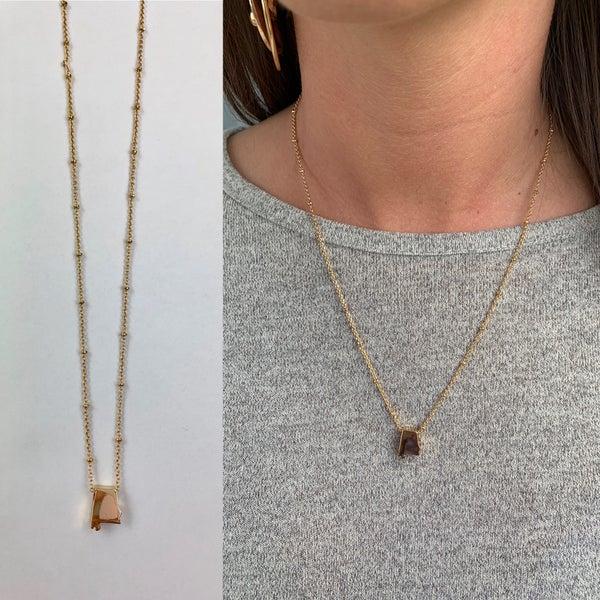 Dainty Alabama Necklace