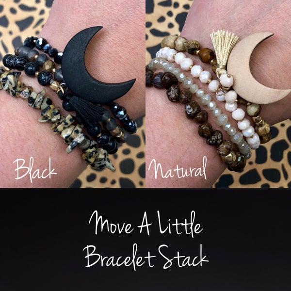 Move A Little Bracelet Stack