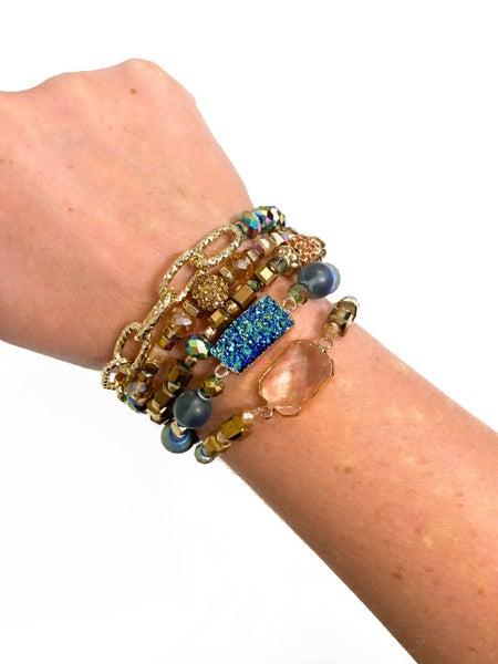The Anna Bracelet Stack