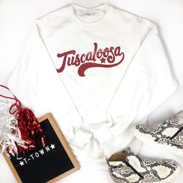 Tuscaloosa Retro Sweatshirt