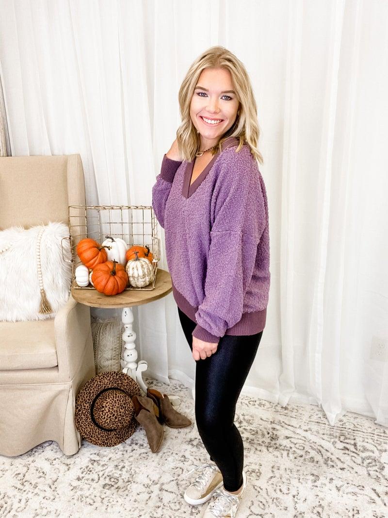 Lifetime Of Cozy Sweater *Final Sale*