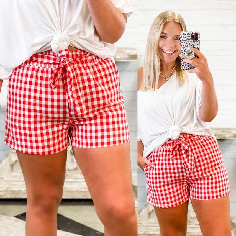 Picnic Days Shorts *Final Sale*