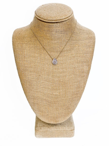 The Lucy Dainty Necklace Gold