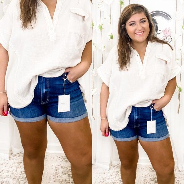 The Hazel Shorts Plus