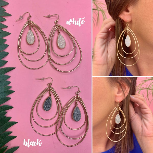 Just A Little Crush Earrings