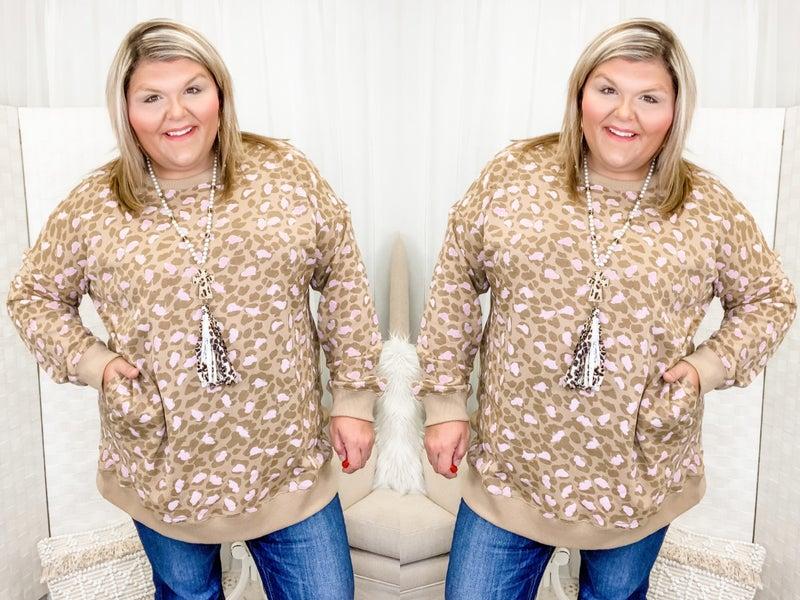 The Simple Life Sweatshirt Plus