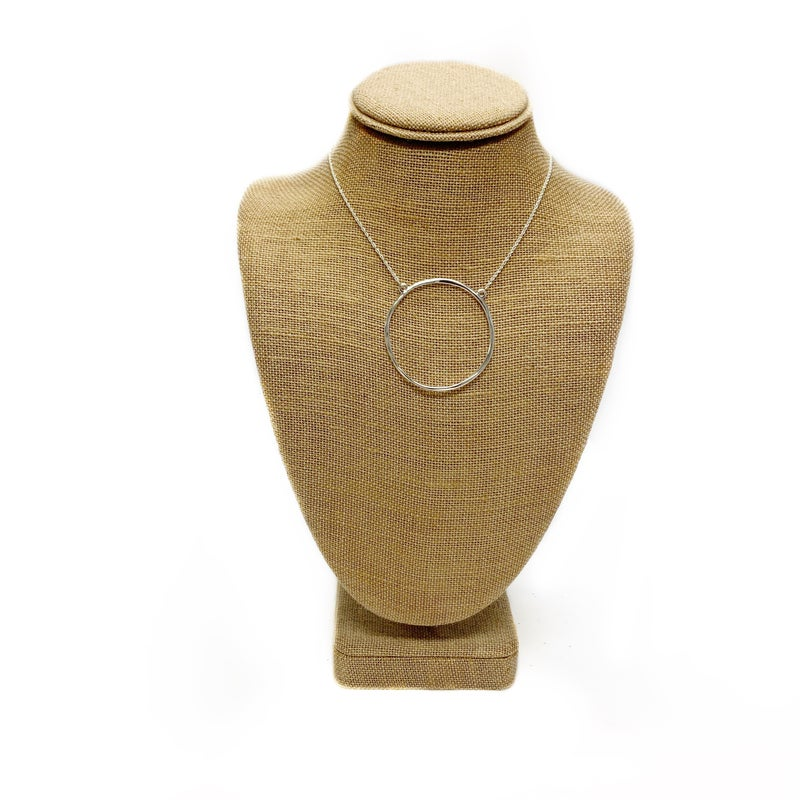 The Madison Necklace Siver