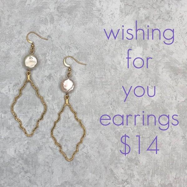 Wishing For You Earrings