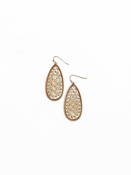 The Adeline Earrings Gold