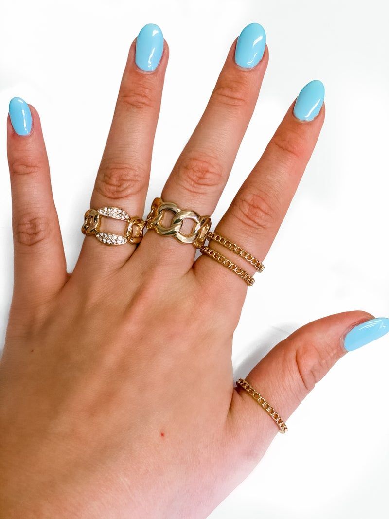 The Maranda Ring Set