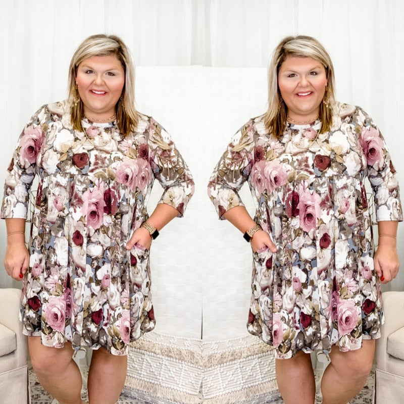 Filled With Love Dress