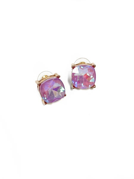The Lilah Studs Lavender