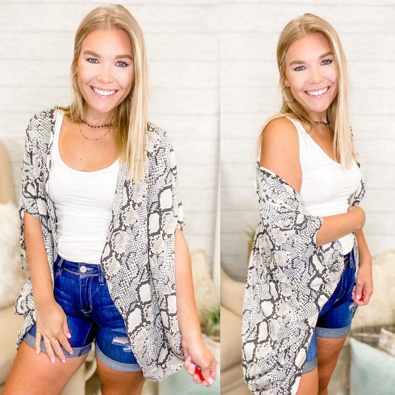 Feeling Like This Kimono