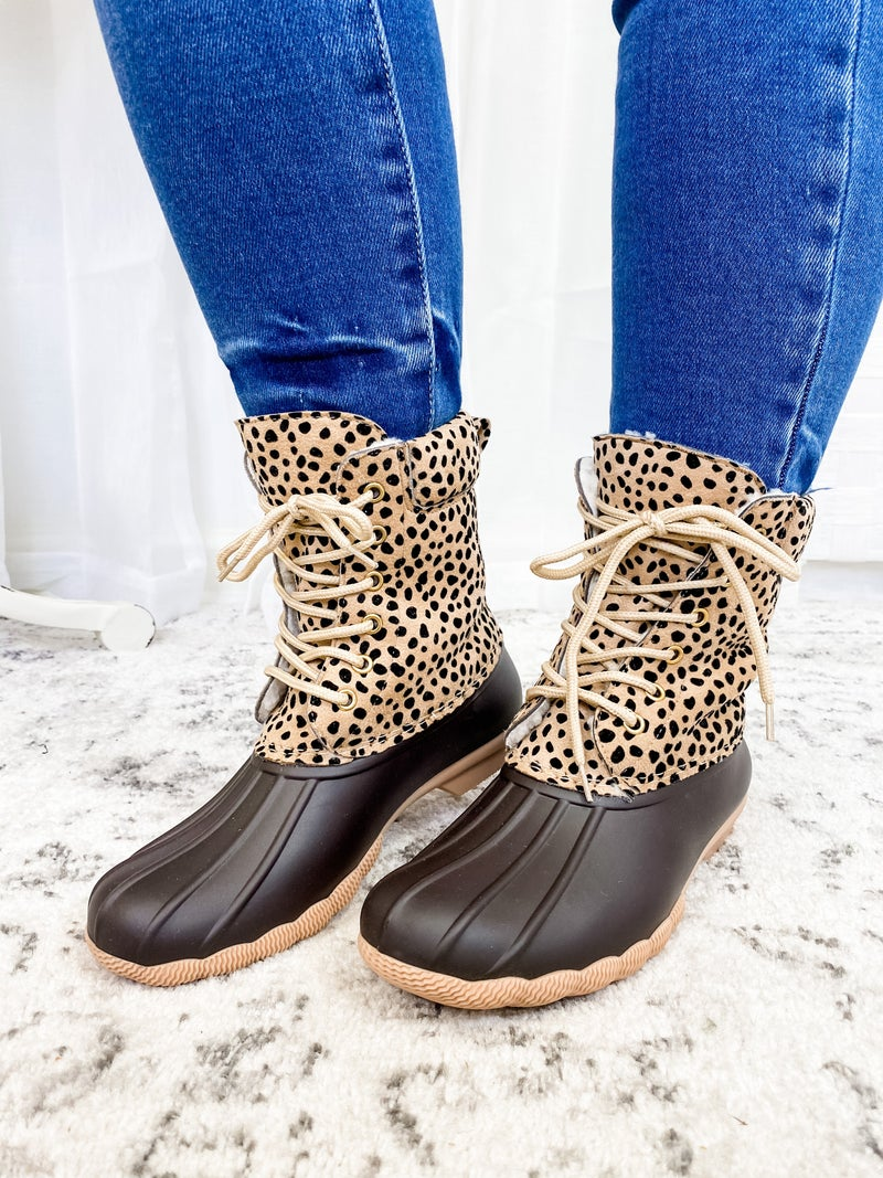 The Lillian Boots