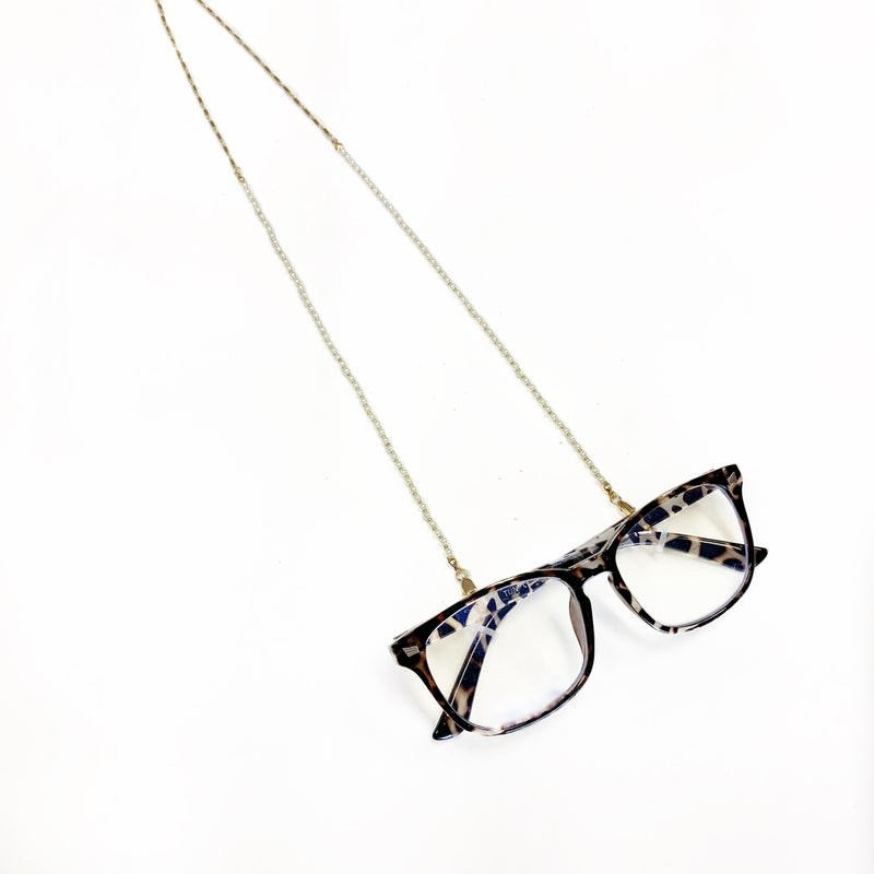 The Kaylee Eyeglass/Mask Holder