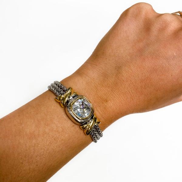 The Teresa Bracelet Clear
