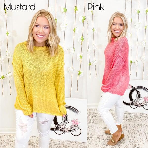 Wild Hearts Sweater