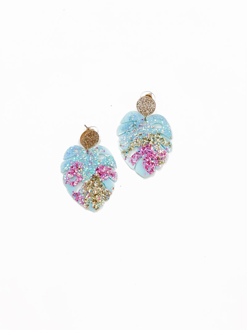 The Chrystal Earrings