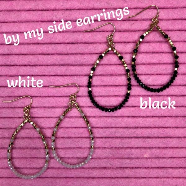 By My Side Earrings