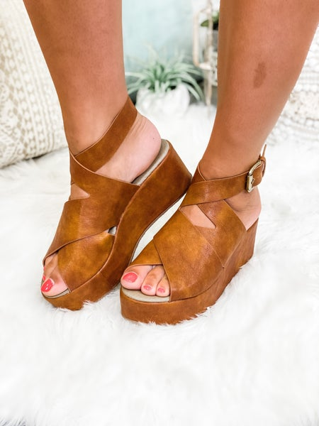 The Marselle Wedge Cognac