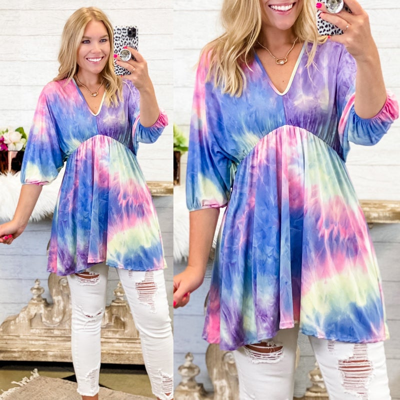 Afternoon Dreams Tunic *Final Sale*
