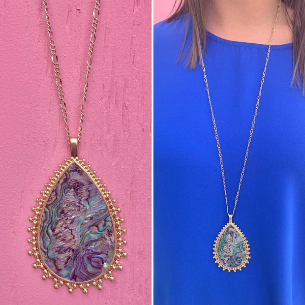 Move On By Necklace FINAL SALE