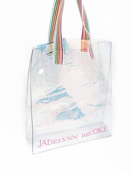 Unicorn Magic Clear Bag *Final Sale*