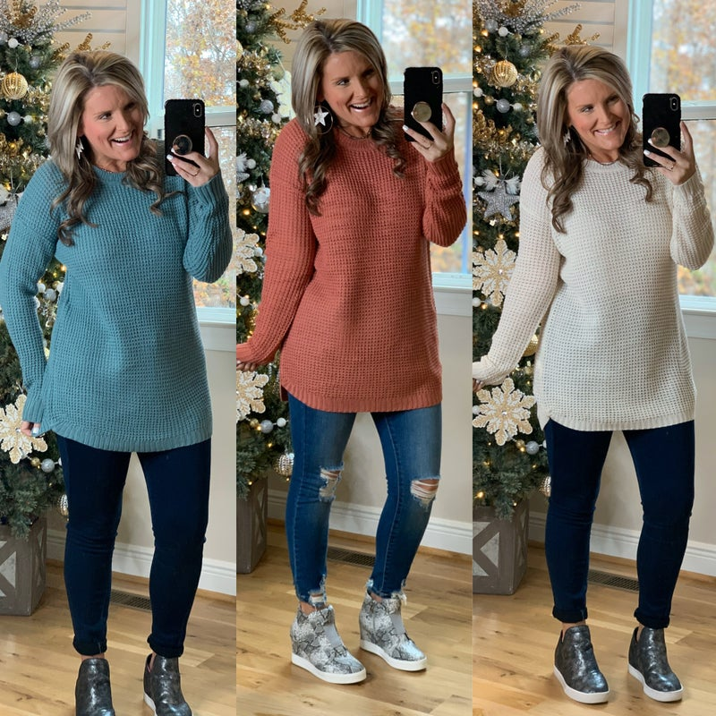 Anything Goes Sweater  *Final Sale*