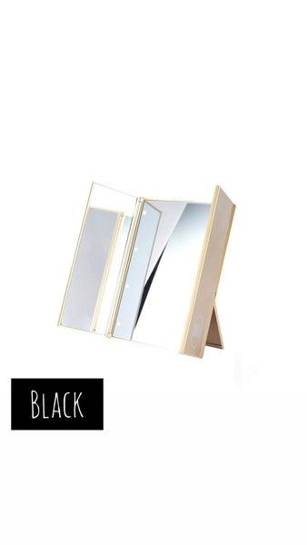 LED Kickstand Mirror