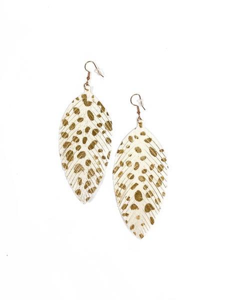 The Tina Earrings