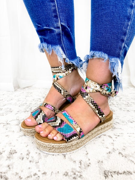 The Callie Sandals