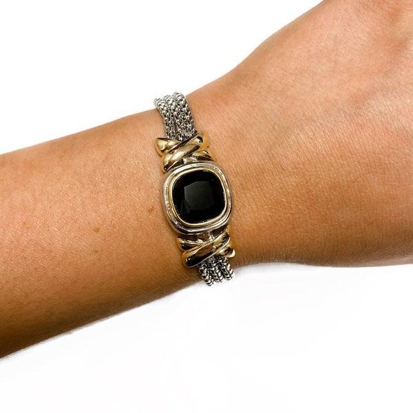 The Teresa Bracelet Black