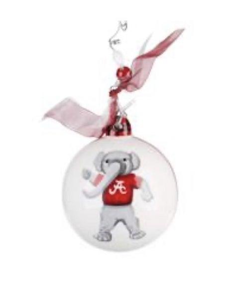 Alabama Mascot Ornament