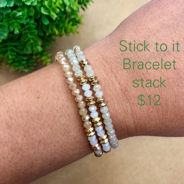 Stick To It Bracelet Stack