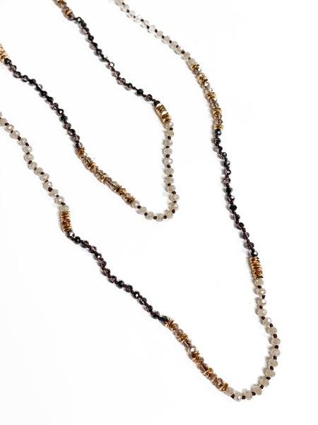 The Julie Wrap Necklace