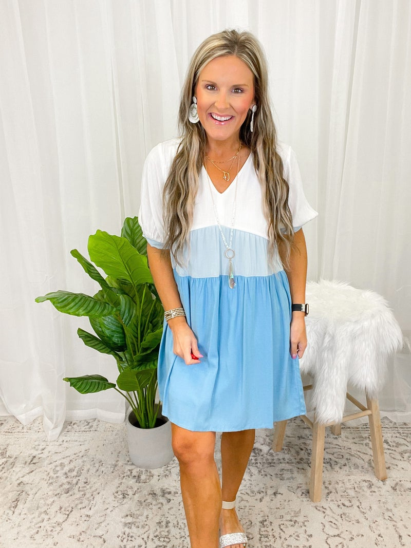 Layered With Happiness Dress