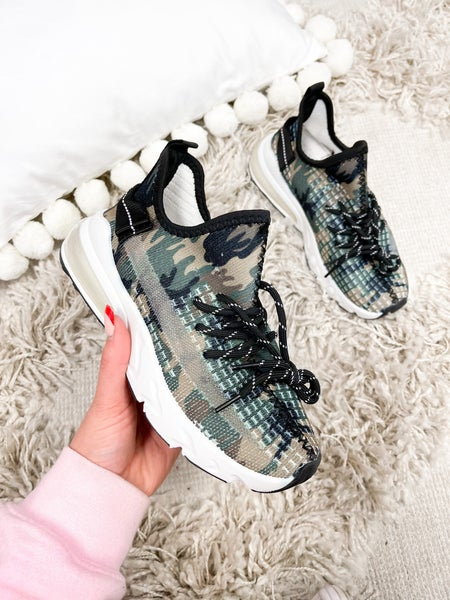 The Marlow Sneakers Camo